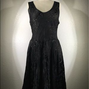 Biya Johnny Was Midi Star Dress Sz S NWT